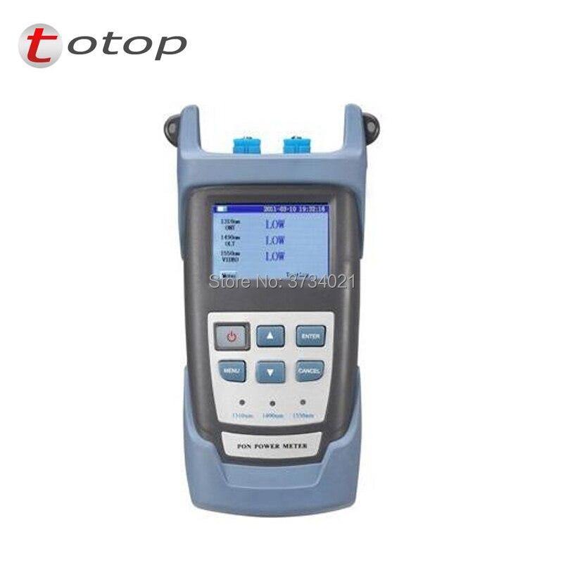 PON Fiber Optical Power Meter RY3201 PON Power Meter Wavelength 1310 1490 1550nm Fiber Optic Tester