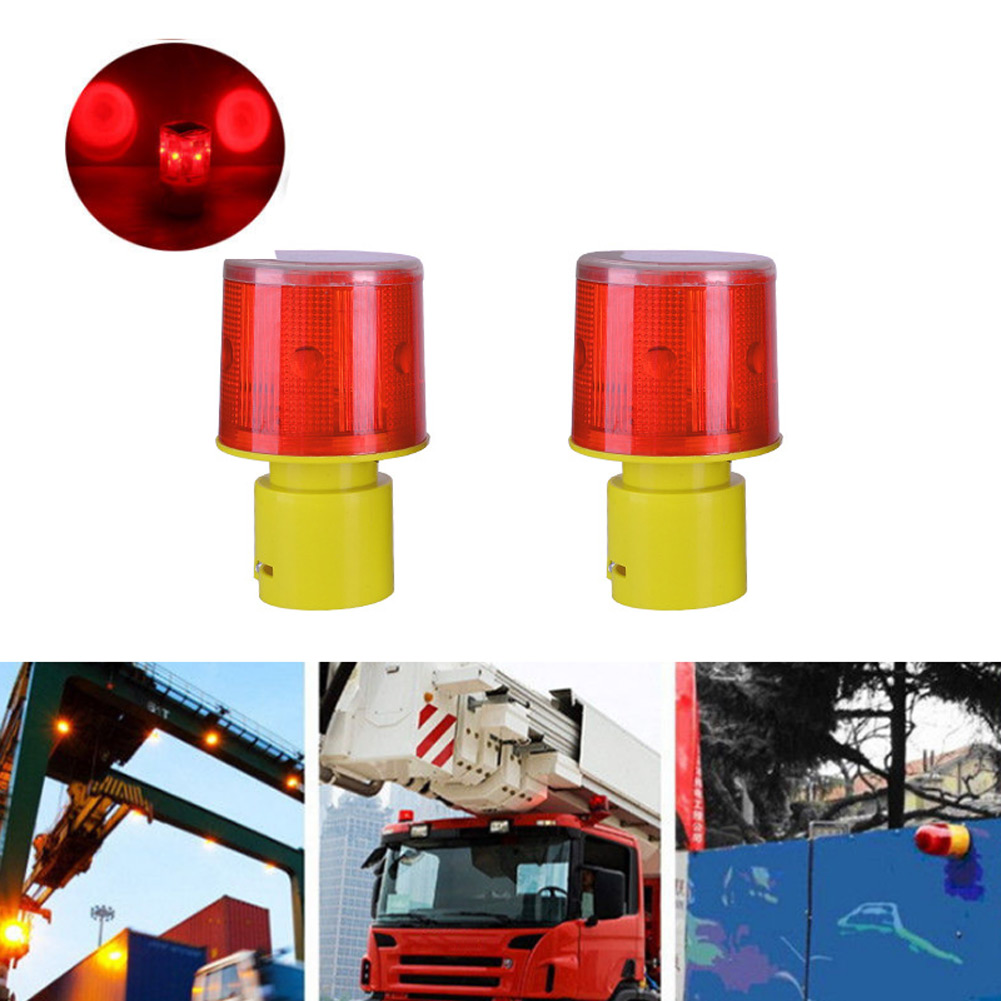 Alarm Lamp Back To Search Resultssecurity & Protection Solar Power Led Strobe Warning Light Security Flashing Flicker Beacon Road Lamp 12v 24v 110v 220v