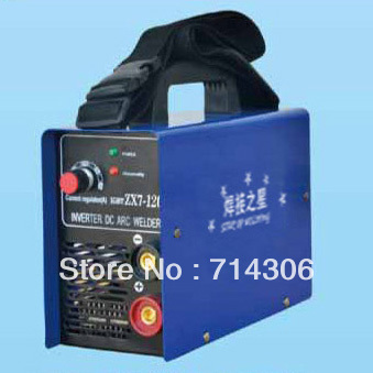 ZX7-120 IGBT small household   welding machine single boards AC220V ,portable inverter welder mma arc zx7 stick welder portable arc welder household inverter high quality mini electric welding machine 200 amp 220v for household