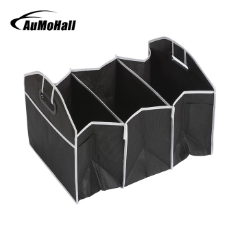 AuMoHall Car Trunk Multi-Pocket Folding Organizer
