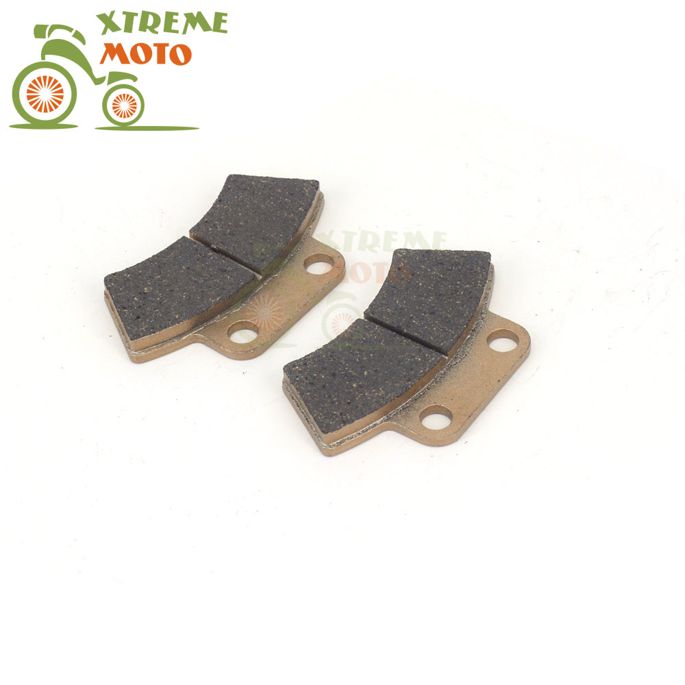 Motorcycle Brake Pads For APACHE CF MOTO Jordan QUADZILLA Motocross Enduro Dirt Pit Bike Off Road