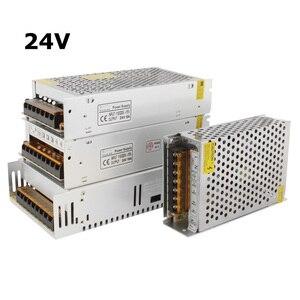 Image 4 - Fonte de alimentação 12 v led driver adaptador ac dc 24 v 5 volts 36 volts transformador eletrônico