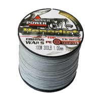 Supper 100M 300LB Fishing Cord 8 Strands Braided Line 1 0mm Strong Pe Materiel Sea Fishing