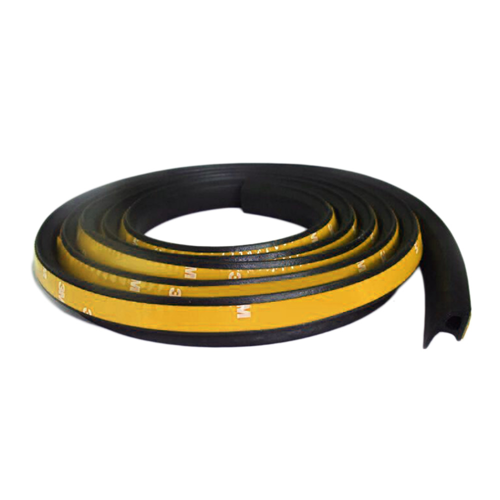 Universal Car Sound Insulation Rubber Sealing Strip For B