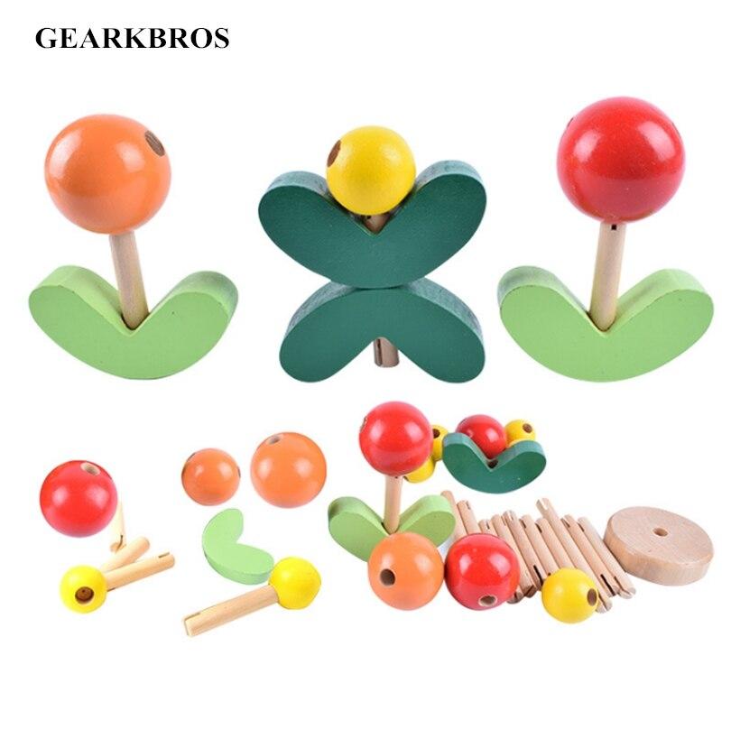 Flight Tracker Baby Holz Spielzeug Kinder Pretend Spielen Lustige Puzzles Spielzeug Schöne Blume Bäume Früh Pädagogisches Spielzeug Lustige Hobbys Manuelle Kunst