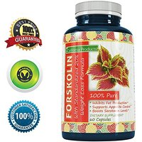 Weight Loss 100 Pure Forskolin Extract 60pcs Free Shipping