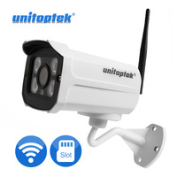 WIFI IP Camera Outdoor 720P 1080P 2MP Home Security Cameras Wireless CCTV Cam WI FI Onvif P2P SD Card Slot Phone APP CamHi