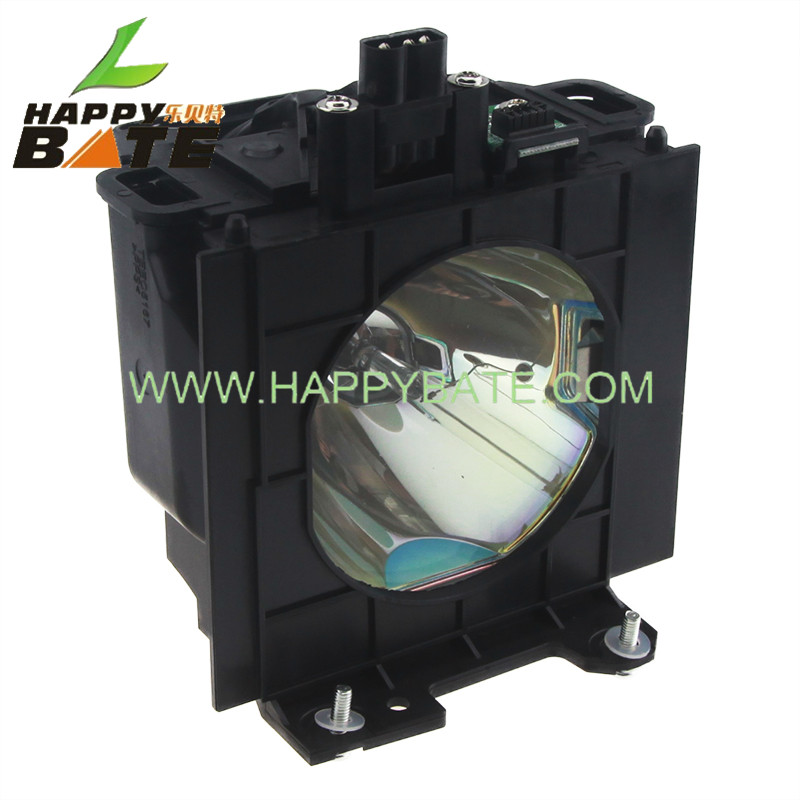 ФОТО ET-LAD57 Compatible Lamp with Housing for PT-D5100 PT-D5700L PT-DW5100 PT-D5700E PT-DW5100 PT-DW5100L happybate