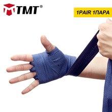 TMT boxing wraps hand wraps 3m/5m cotton 4 color Handwrap bandage wrist Boxing Hand Wraps Protect combat Muay Thai Training