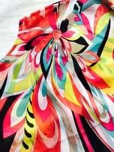 Sexy Chiffon Kaftan Pareo Sarongs Bikini Swimwear Beach Cover Up Dress