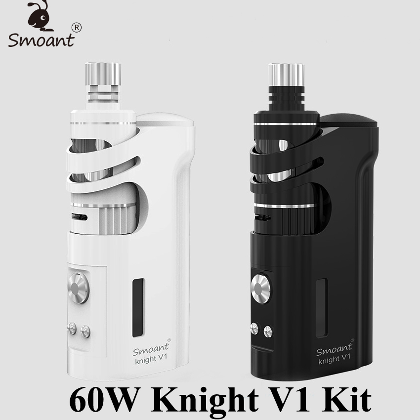 Electronic Cigarette Vaporizer Vape Box Mod E Cigarette Smoant Knight V1 Kit 60W Box Mod E