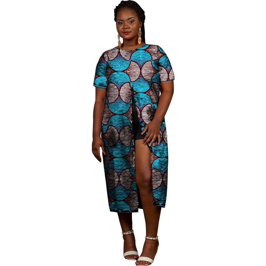 On Trend And Elegant Looks For: Summer Elegant Fashion African Style Women Dress Female