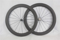 60mm Wheelset High Quality And 1 Year Warranty Clincher Tubular Roue T800 Carbon Wheelset Road Bike
