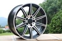 4 New 18x8.5 18x9.5 Rims wheels CB 66.6mm Alloy Wheel Rims W806