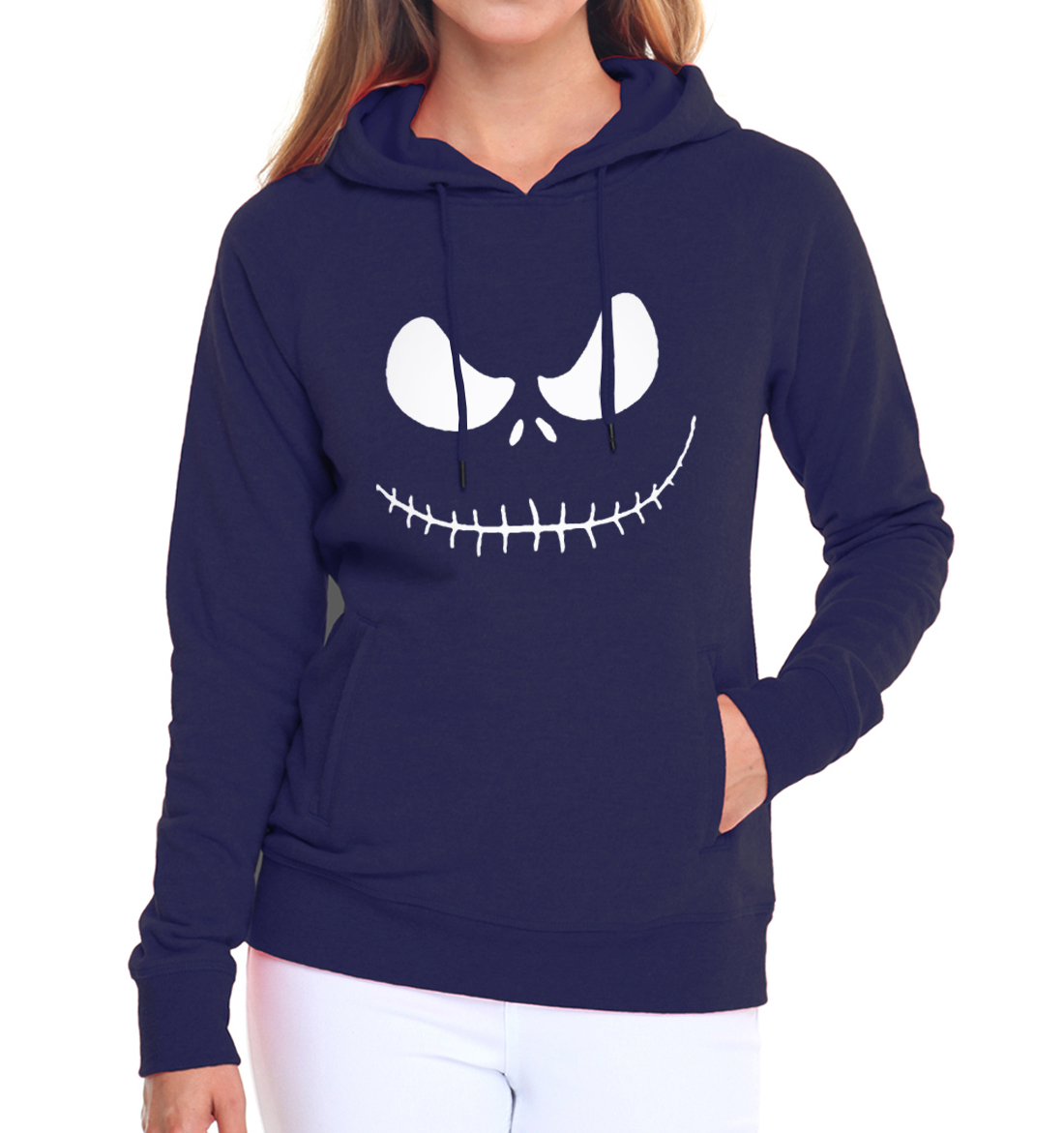funny kpop Smile sweatshirts femme Jack Skellington tracksuits hoodies 2019 fashion fitness brand clothing hip hop pullovers mma