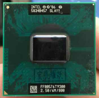 Intel Core 2 Duo T9300 CPU Laptop processor PGA 478 cpu 100% working properly - SALE ITEM - Category 🛒 Computer & Office