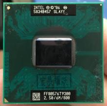 Intel Core 2 Duo T9300 מעבד מחשב נייד מעבד PGA 478 מעבד 100% עבודה כראוי