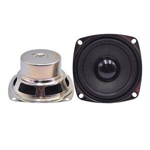 Image 2 - Tenghong 2pcs 3Inch Full Frequency Speakers 4Ohm 5W Audio Speaker Horn For Satellite Speaker Unit DIY Loudspeaker Home Theater