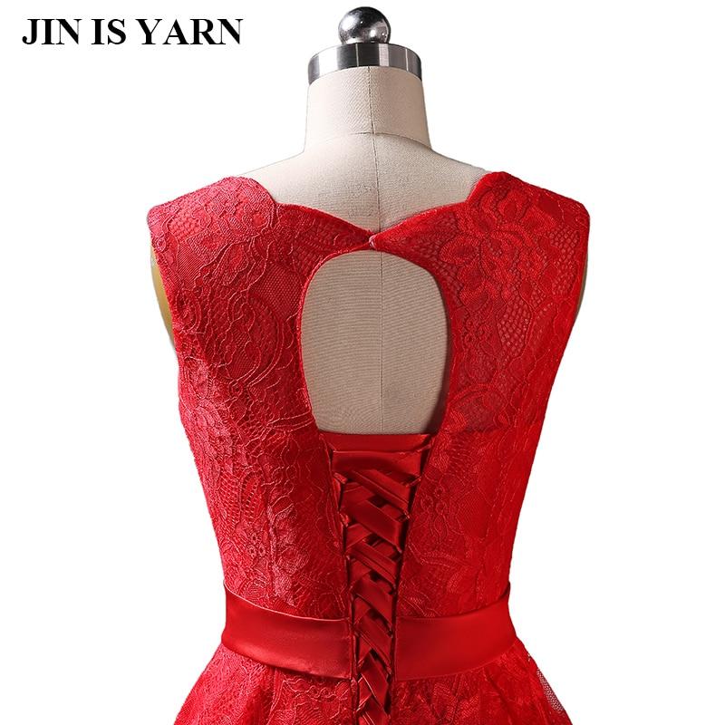 2017 Autumn New Dress Fashion Elegant Deep V Slim Lace Long Section Of The Dress Shoulder Section.