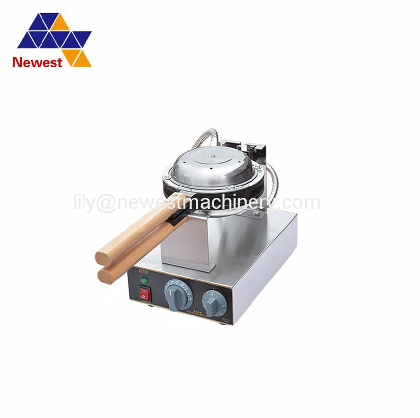 Electric Waffle Pan Muffin Machine Commercial Eggette Wafer Waffle Egg Makers