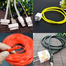 6 mm transparent hose protect 14 meters apply to Mobile phone data line protection circuit winding protection Anti-aging