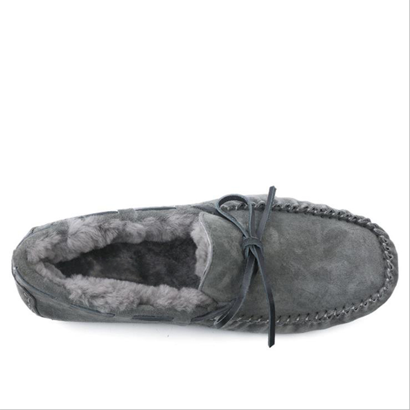 Black caramel Chaussures Hiver Casual Laine Nouveaux gray 4 Hommes Dentelle De Plus Plat dark khaki Blue Chaud cBWUPZcR