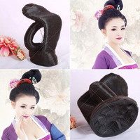Ancient Chinese Hair Ancient Chinese Princess Products For Women Tang Dynasty Cosplay Hair China Vintage Shaped