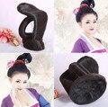 Chino antiguo chino antiguo peluca del pelo para las mujeres de la dinastía tang peluca cosplay pelo de la dinastía tang de china