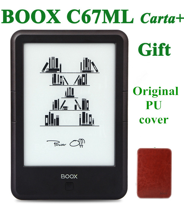 ÔNIX BOOX originais C67ML carta + ebook reader 6