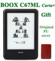 New original ONYX BOOX C67ML carta+ ebook reader 8gb wifi 6 eink touch screen 3000mAh pocket books
