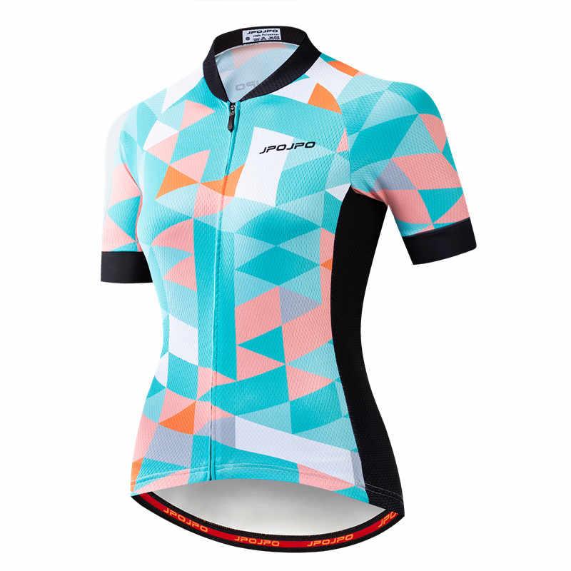 Weimostar 2019 Женская велосипедная майка с коротким рукавом для гонок, спорта, MTB велосипеда, Джерси для велоспорта, профессиональная команда, одежда для велоспорта, Майо