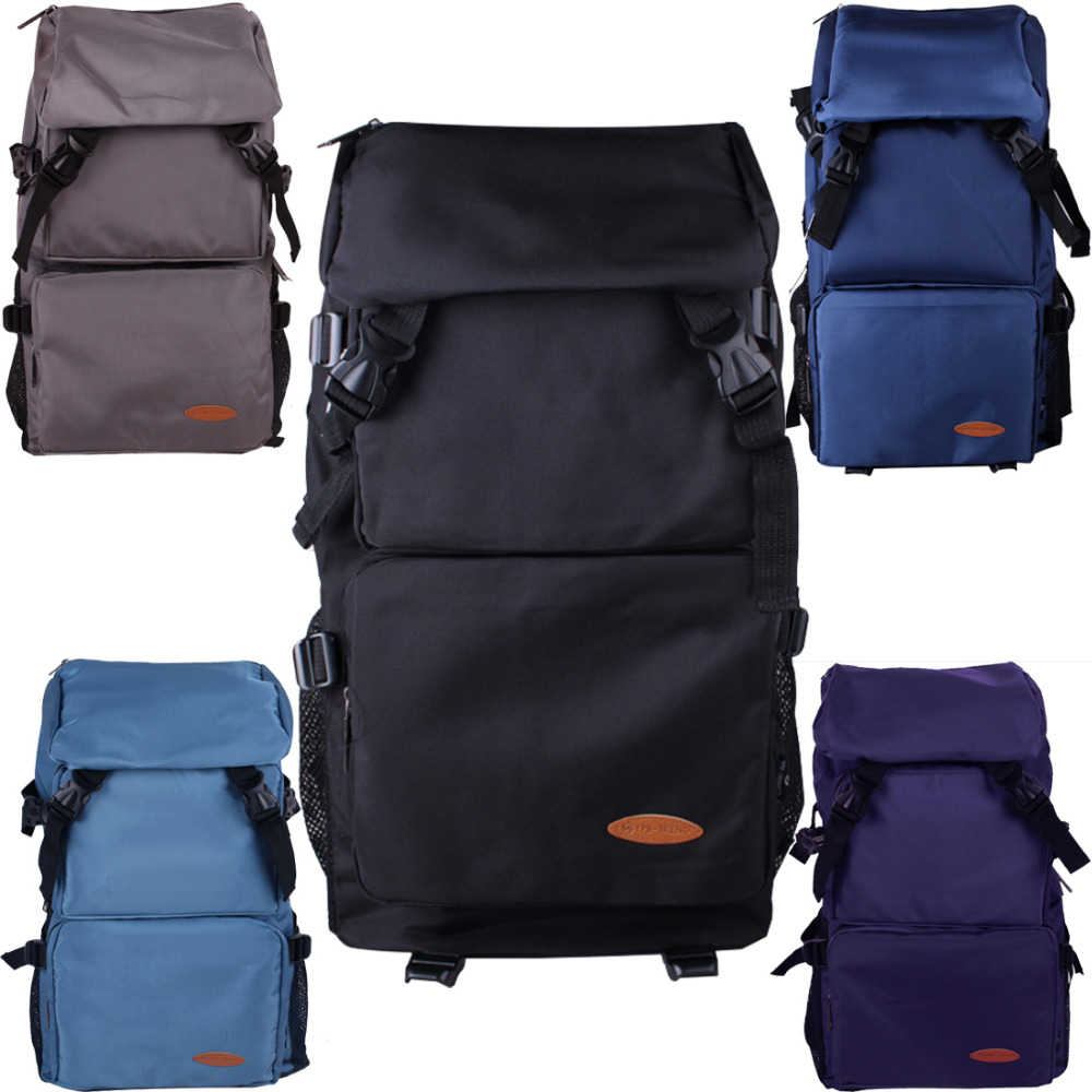 15 15.6 inch Waterproof Nylon Travel Tourism Climbing laptop notebook Backpack Bags Case School Backpack for Men Women Student