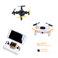 mini drone with camera nano drones rc quadcopter quadrocopte Remote Control Foldable Pocket Dron Mini Quad copter VS JY018