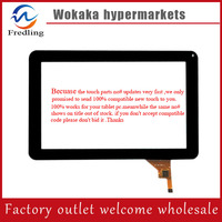 9 Capacitive Touch Screen Digitizer Glass Touch Panel Flex Jc1234 Jc1237 JC 234 JC 237