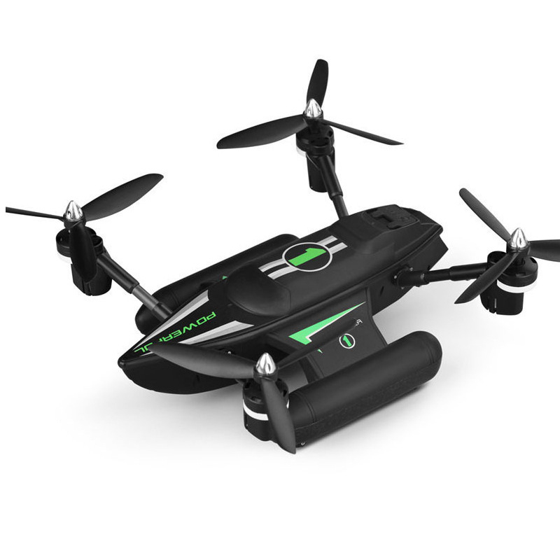 Q353 RC Helicopter Toy FPV Real-time High Range Quadcopter Sea Land Air for RC Drone Foldable WIFI FPV Selfie Dron Electic