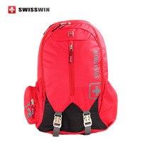 Swisswin 2015 New Fashion Trend Outdoor Lightweight Backpack 30L Travel Bag Waterproof Big Capacity Mochila Masculina