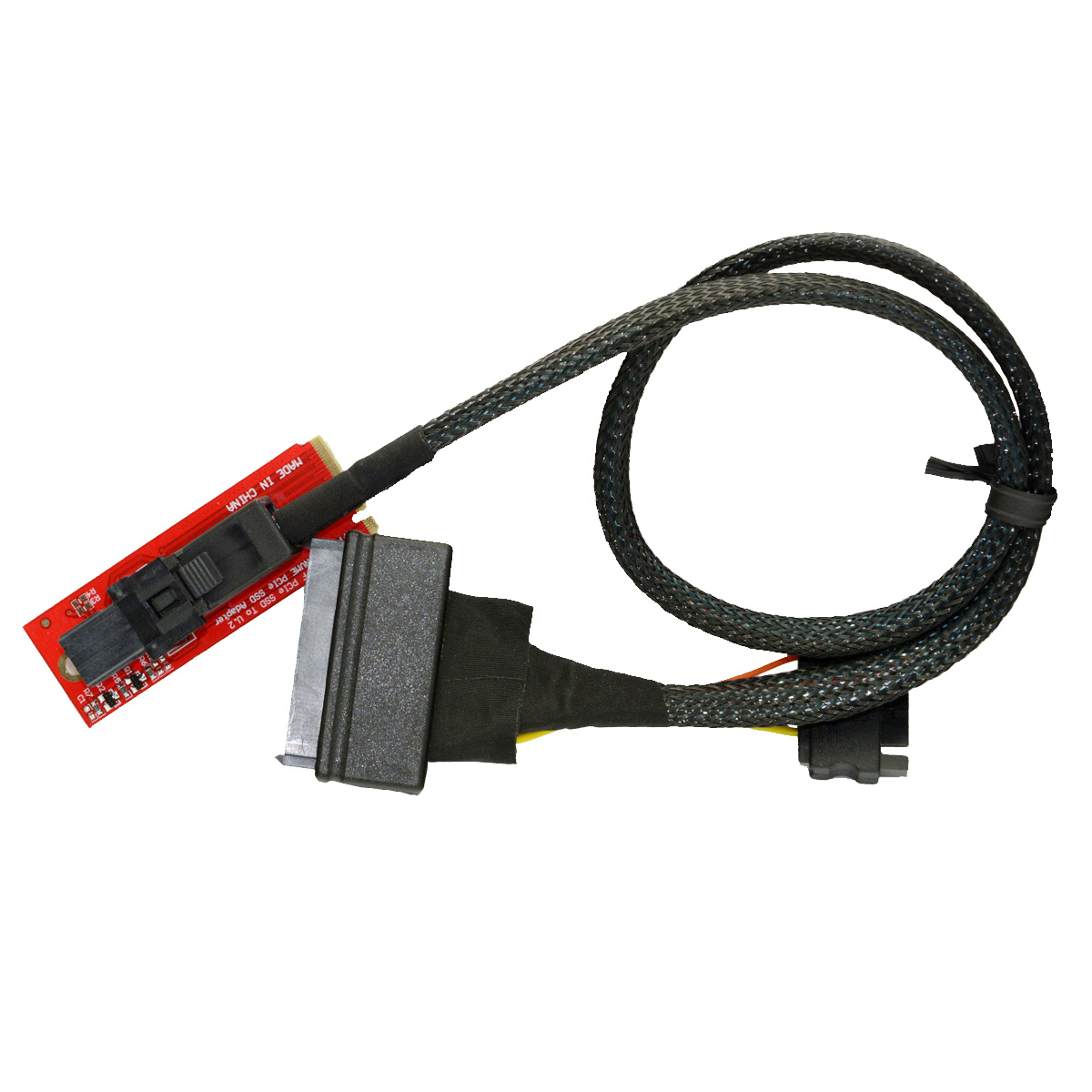 Nvme Ssd Cable : U kit sff nvme pcie ssd adapter cable for