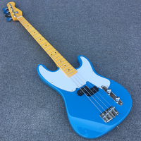 High Quality Electric BASS Guitar,Tele BASS Guitar With Full ALDER Body 4 strings bass guitarras Maple fingerboard,free shipping