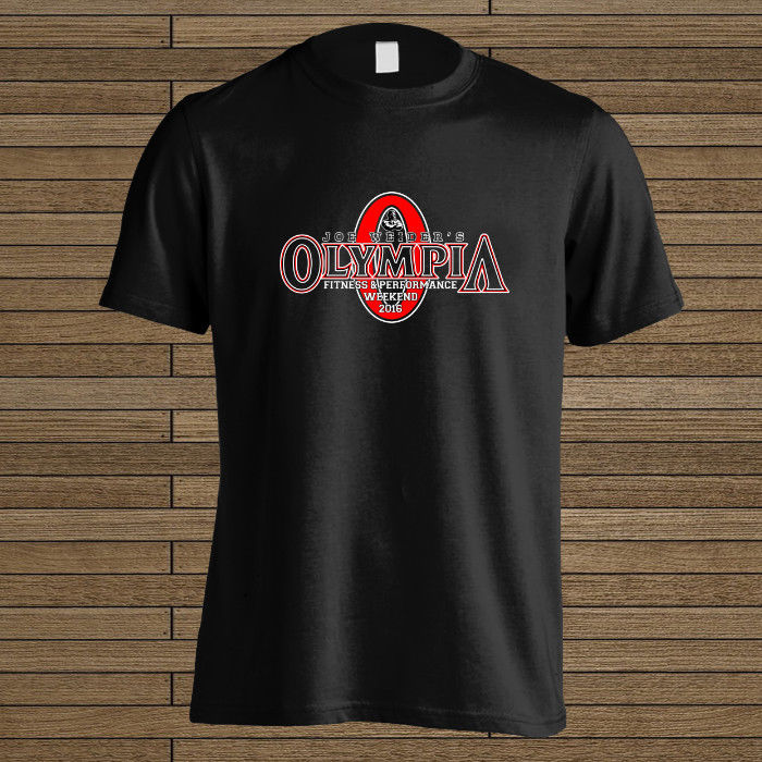 Hot Mr Olympia Bodybuilding Fitness New   T     Shirt