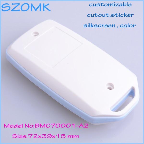 20 pcs Small junction box abs plastic enclosure 72 39 15mm instrument enclosure box electronic case