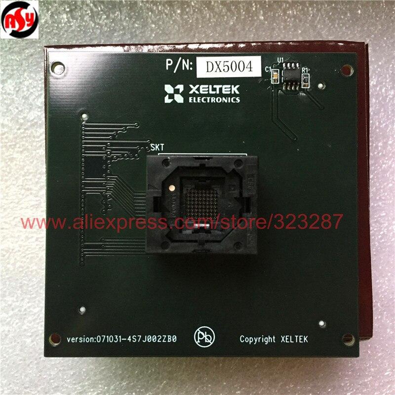 Emballage neuf et ORIGINAL DX5004 IC adaptateur de prise de Test fonctionnant pour le programmeur de la série SUPERPRO