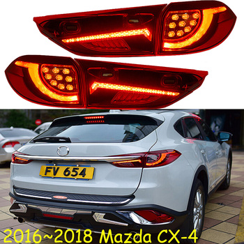 Mazd CX-4 taillight,LED,2016~2018year,Free ship!Tribute,RX-7,RX-8,Protege,Miata,CX-3,CX 4,Navajo,CX-4 rear lamp;CX4
