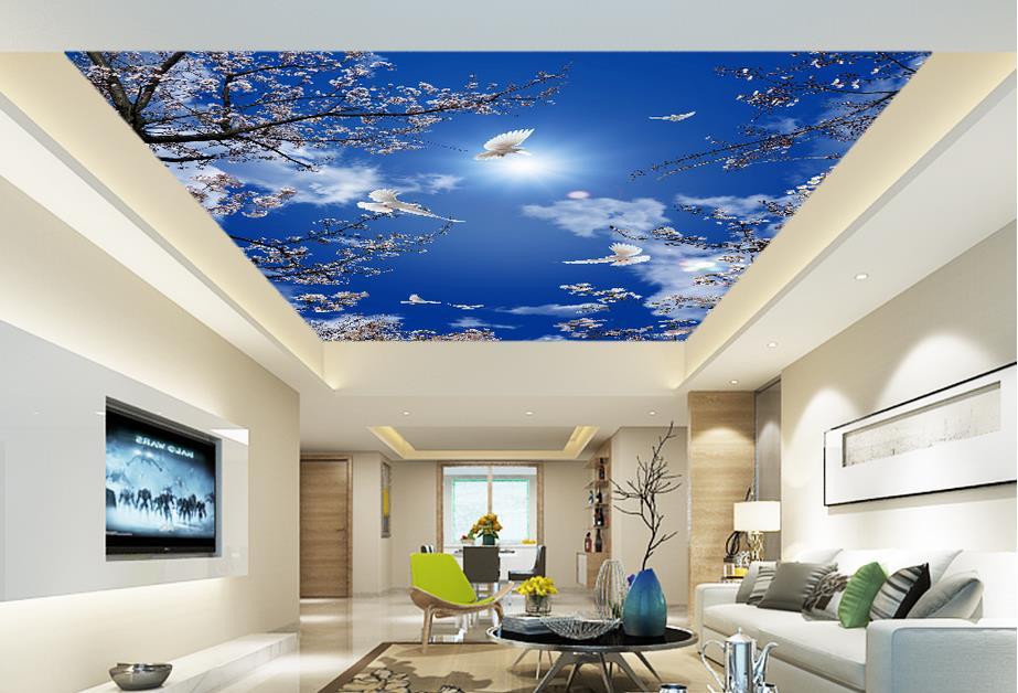 Behang Plafond Badkamer : Badkamer plafond schilderen