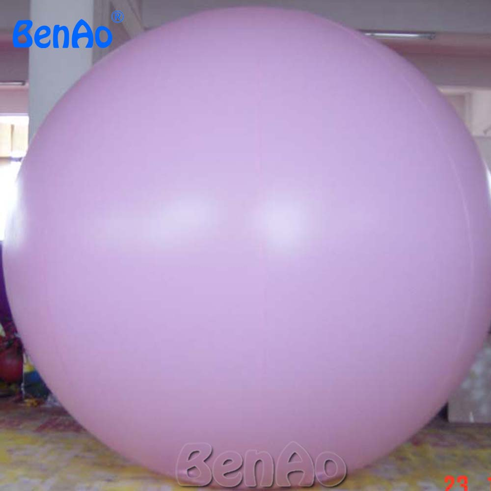 AO058E  2M   Helium Balloon Ball PVC  helium balioon / inflatable sphere/sky balloon for sale inflatable helium balloon