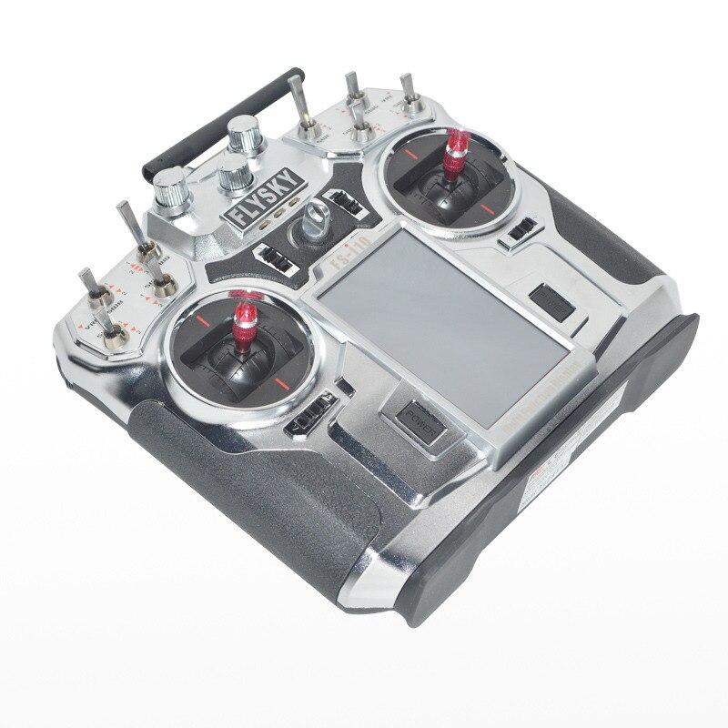 F16276/F16277 FlySky FS-i10 T6 2,4 г цифровой пропорциональный 10 каналов приемник передатчик Системы 3,55 светодиодный Экран игрушка пульт дистанционного ... ...