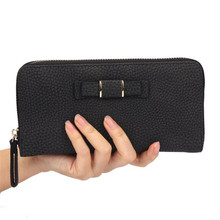 Bag Ladies Wallet Women's Leather Handbags Visiting Cards Women's Wallet Purse Coins Case Pouch Wallet's Carteira Feminino #6842