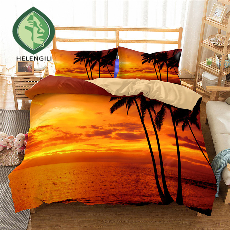 3D Bedding Set Sea wave Print Duvet cover set Twin queen king lifelike bedclothes with pillowcase bed set home Textiles #2-103D Bedding Set Sea wave Print Duvet cover set Twin queen king lifelike bedclothes with pillowcase bed set home Textiles #2-10