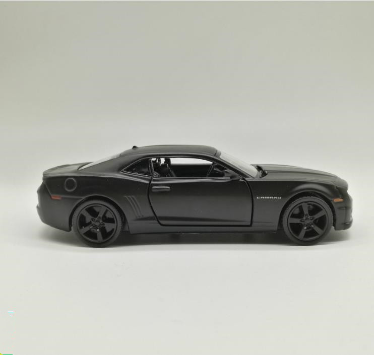 High simulation Chevrolet Camaro super car, 1: 36 scale alloy pull back car model,collection metal model toys, free shipping