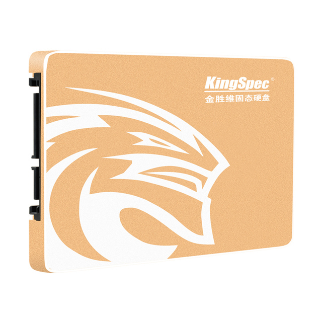 """KingSpec P3-512 SATA III 3.0 2.5"""" 2.5 Inch 512GB 3D MLC Digital SSD Solid State Drive Cache 512M for Computer PC Laptop Desktop"""