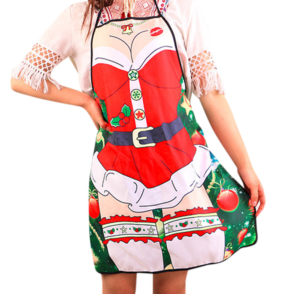 Sexy Cooking Aprons Funny Novelty BBQ Party For Women